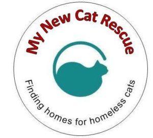 My New Cat Logo